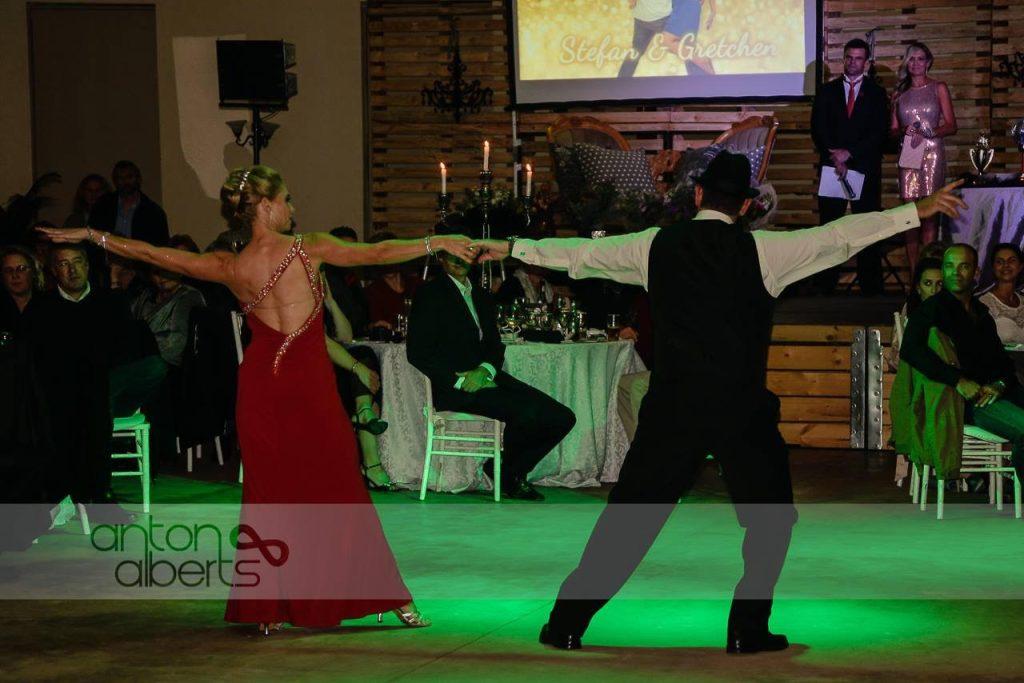 Strictly stefan dancing