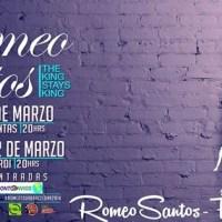 Romeo Santos viene con la intención de abarrotar el Palau Sant Jordi