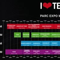 Ya conocemos el Timetable del I Love Techno 2017