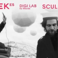 Mutek vuelve con un nuevo DIGI LAB by Mazda con Sculpture (UK)