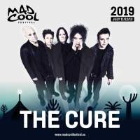 The Cure actuarán en Mad Cool Festival 2019