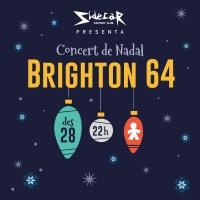 Brighton 64 despedirán el año con un concierto de Navidad en Barcelona