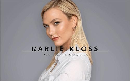 big brands use wix karlie kloss