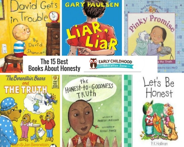 The 15 Best Children's Books About Telling the Truth ...