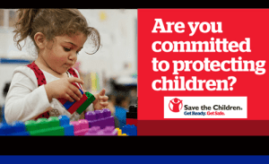 Managing Disasters and Emergencies in Early Childhood Programs Save the Children