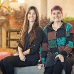 Cassandra O'neil and Monica Brikerhoff