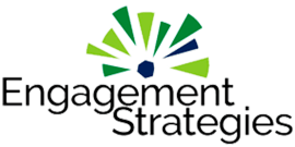 Engagement Strategies Logo