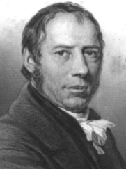 engraving of Richard Trevithick