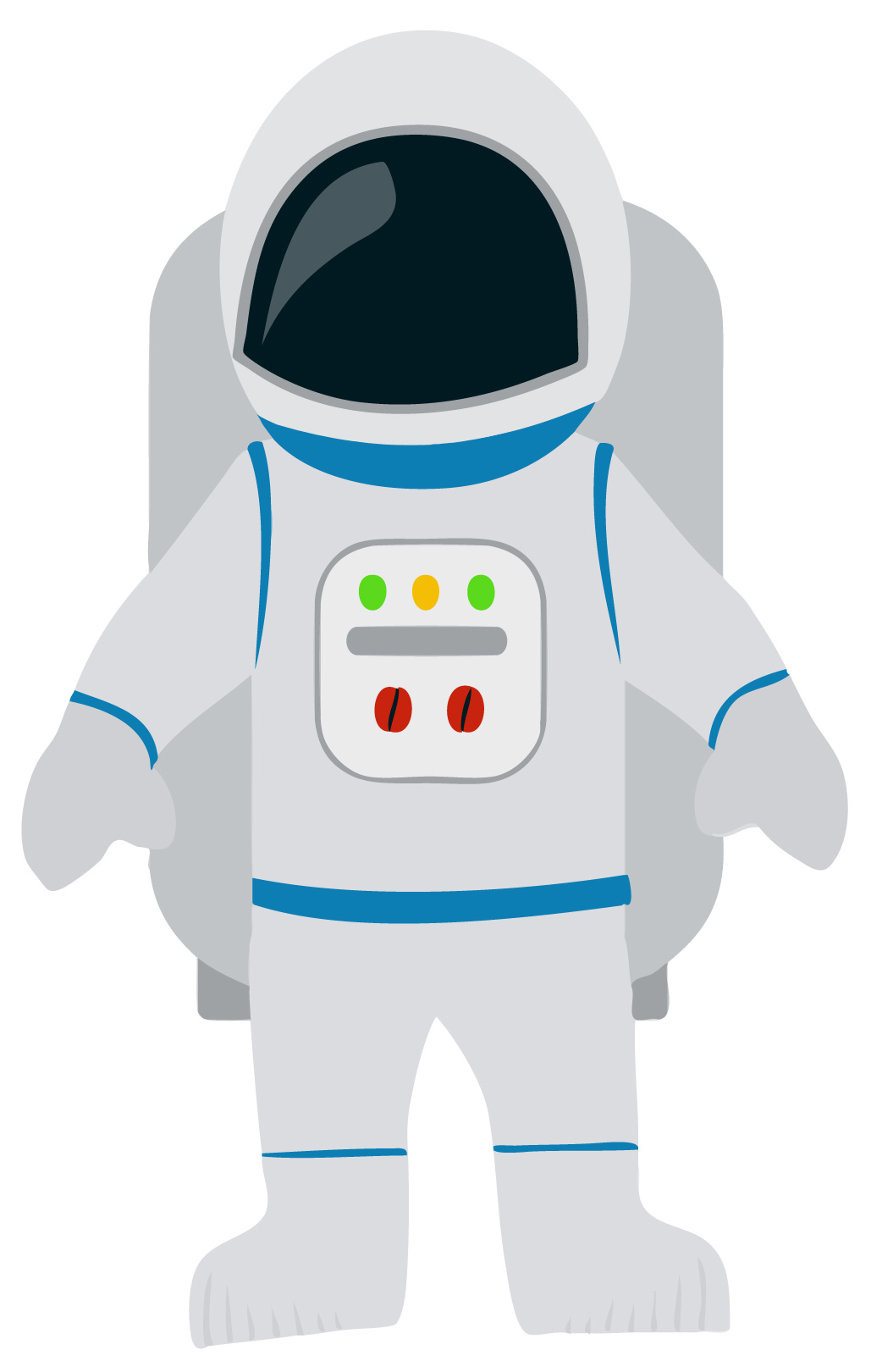 Early Learning Resources Astronaut