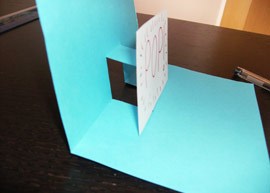 Craft Project Pop Up Card Free Early Years Amp Primary