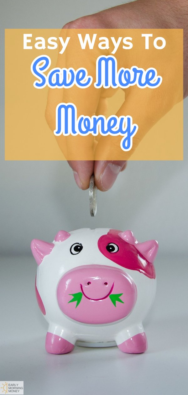 Easy ways to increase income and save more money