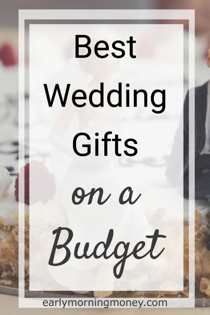 But if you're lost about what to buy, what I've put together for you is a compilation of the top 10 gift suggestions from brides-to-be that fit into a normal, standard lifestyle.