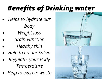 Health Benefits of Drinking Water Regularly
