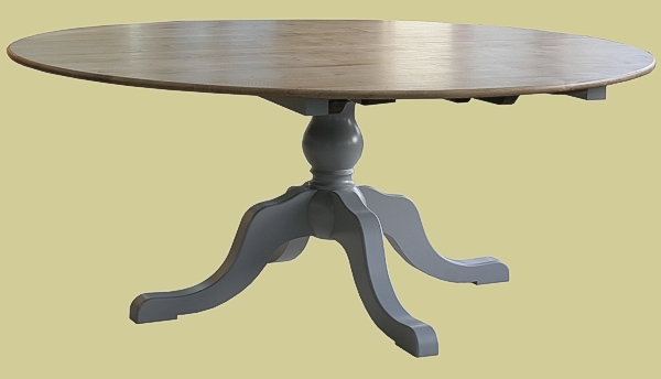 Round And Oval Dining Tables Handmade Bespoke Oak Dining Furniture Seat 4 6 8 10 12 14