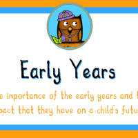 The Impact of Early Years On A Child's Future