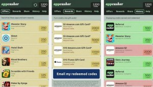 AppCasher - Android Apps Which Pay You Real Money