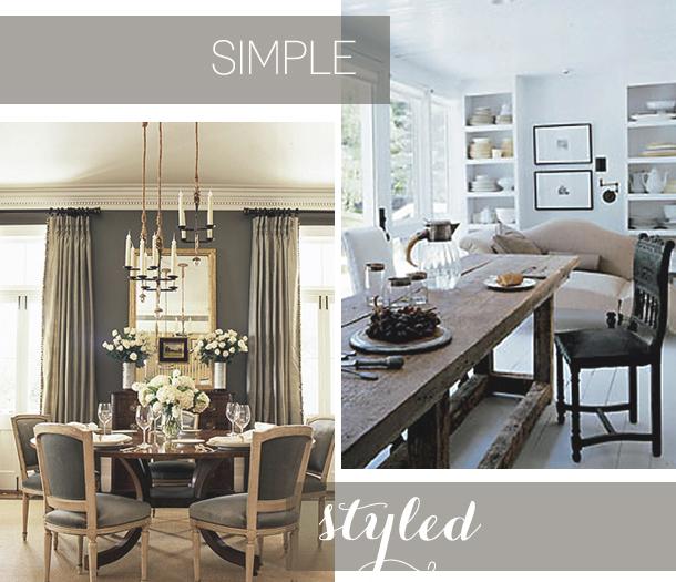 dining room design www.earnesthomeco.com