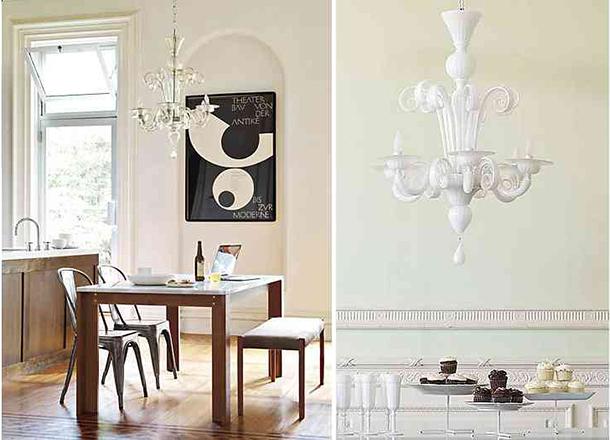 House of Earnest - Murano Chandeliers