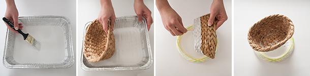 dipped basket workflow