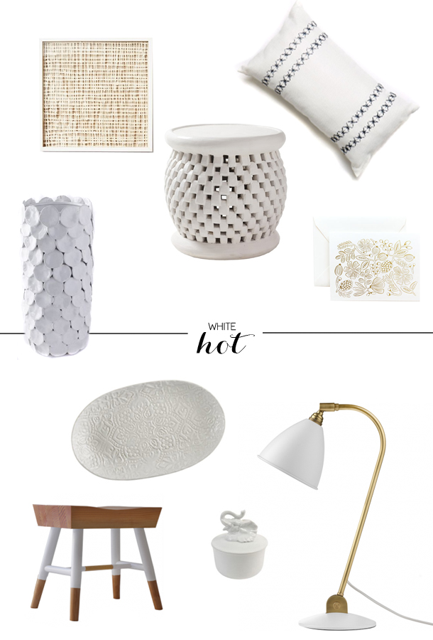 white style for summer, white home style,