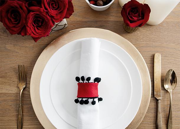 flamenco napkin ring