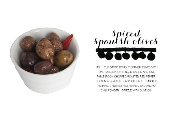 olive recipe