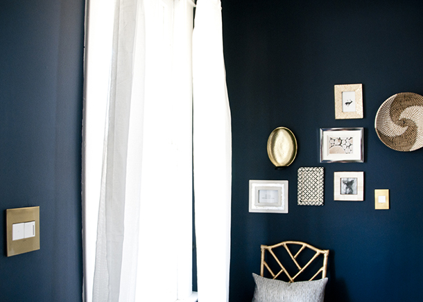 gallery wall outlets
