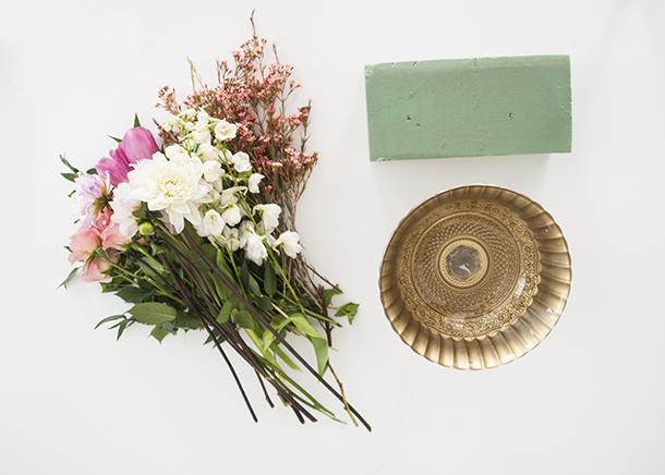 floral styling materials