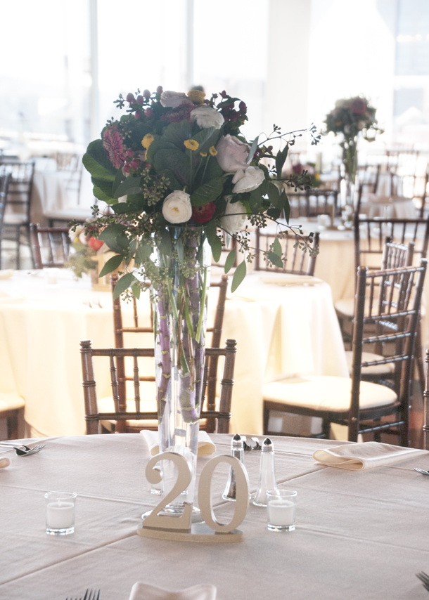 flowers for a fall wedding