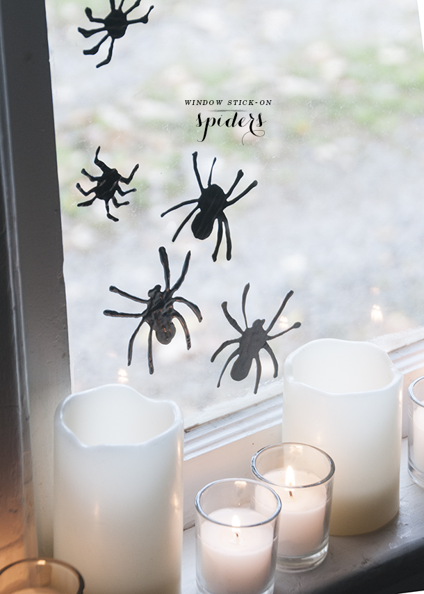 puff paint spiders
