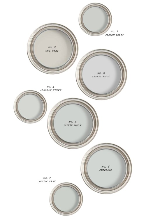 Paint Colors Kitchen