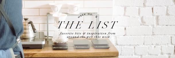 the list header wk5