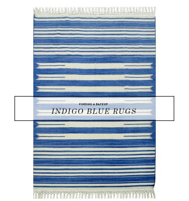 indigo blue rugs