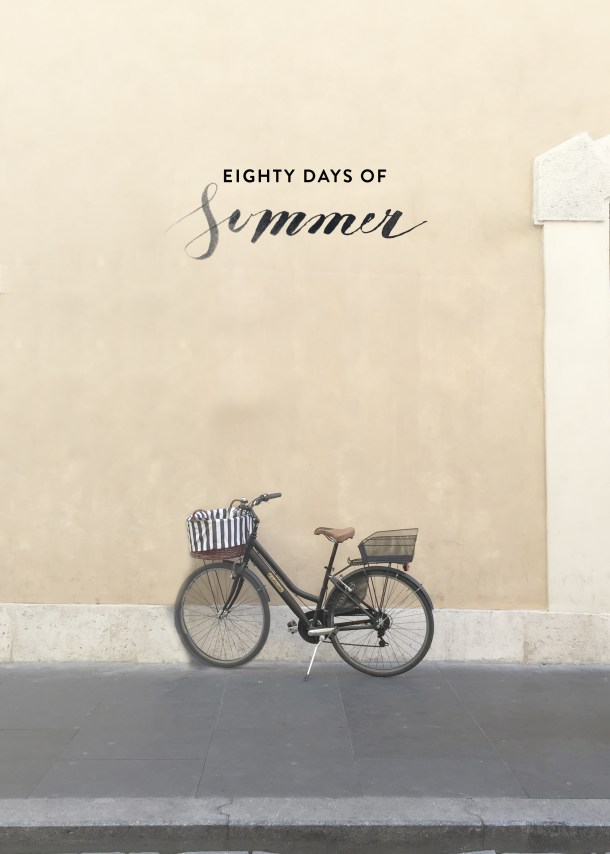 eighty days of summer