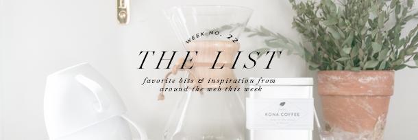 the list header wk22
