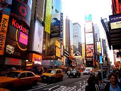 New York City street