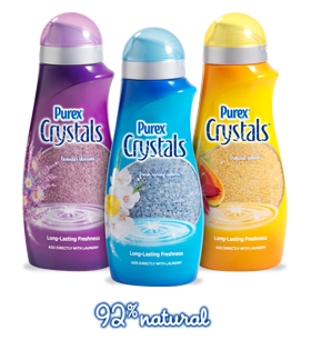 purex laundry crystals