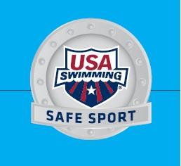 logo for USA Swimming organization
