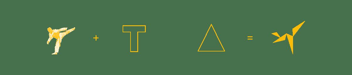 GB Taekwondo - Formula. Earnie creative design