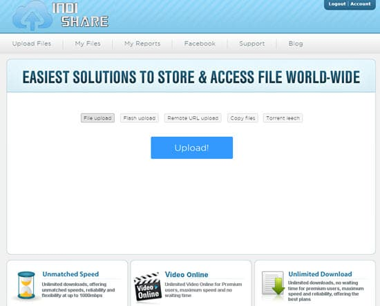 Indishare PPD Networks - Pay Per Download