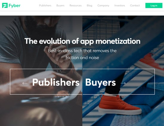 Fyber Mobile Ad Network