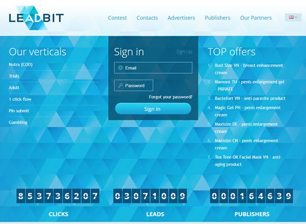 Leadbit CPA Affiliate Network Review