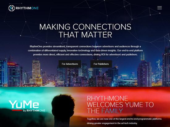 RhythmOne CPM Ad Network
