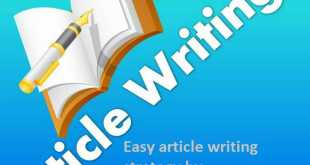 Easy article writing strategy