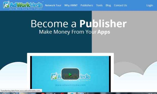 make money with Adworkmedia