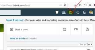 find saved jobs on Linkedin