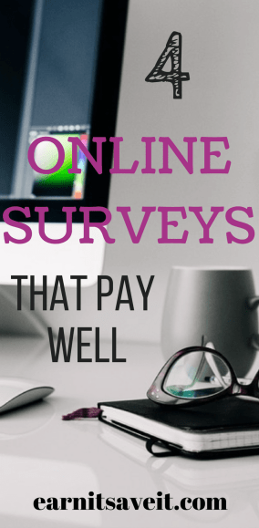 Which four survey sites are worth your time?