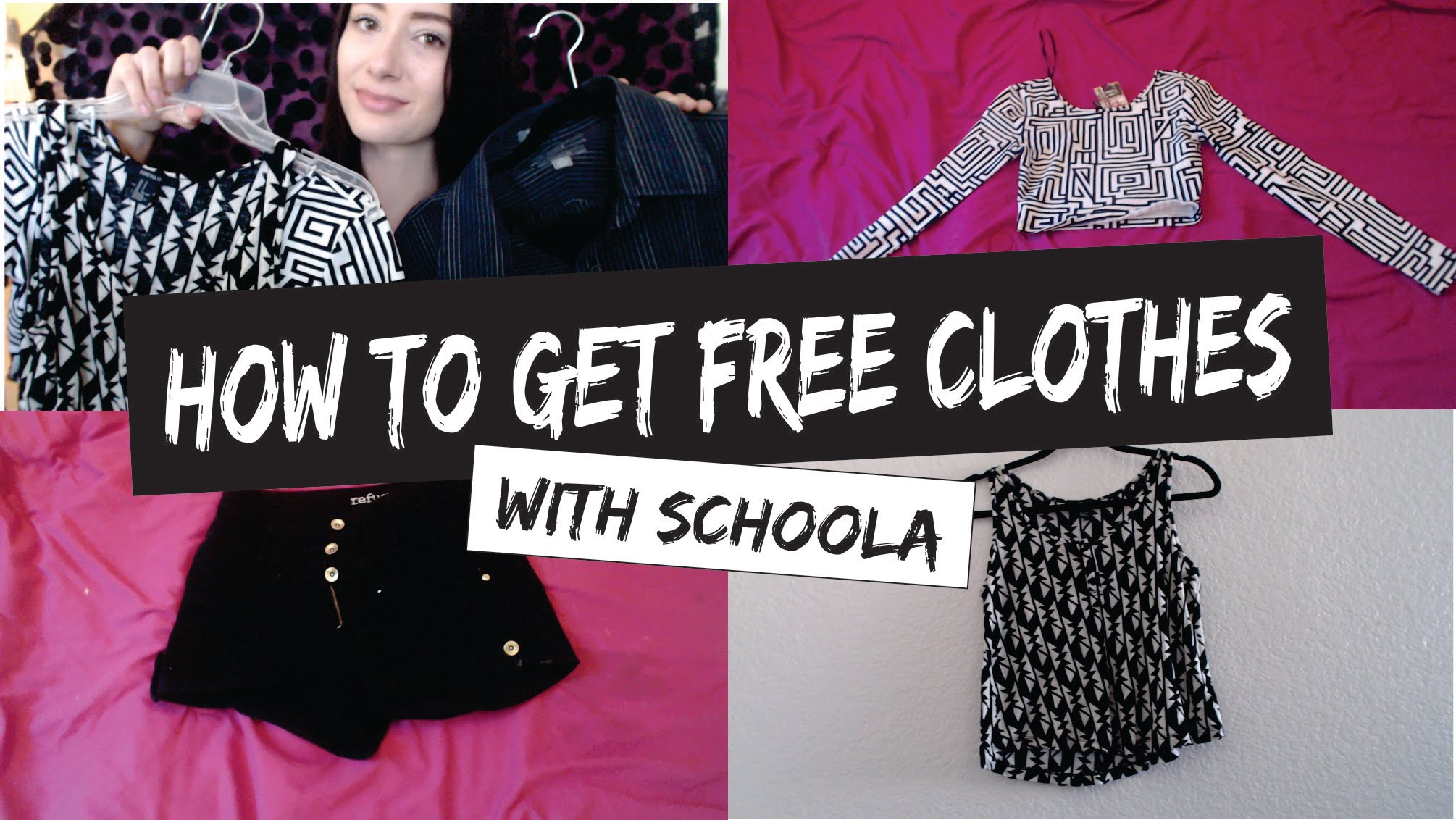 How can i get free clothes