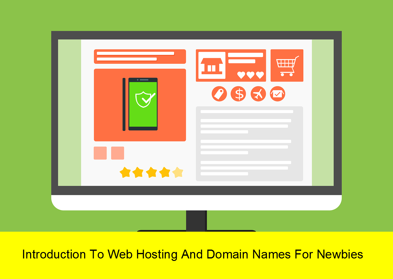 Introduction webhosting domains newbies