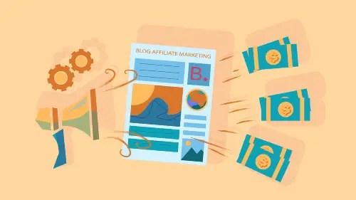 blog affiliate marketing money